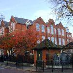ロンドンの現地の公立小学校