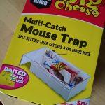 ネズミが出る…
