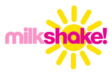 Milkshakeロゴ