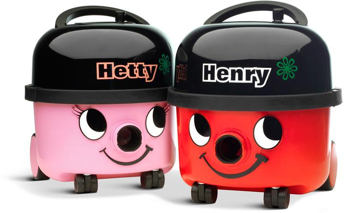 Henry and Hetty
