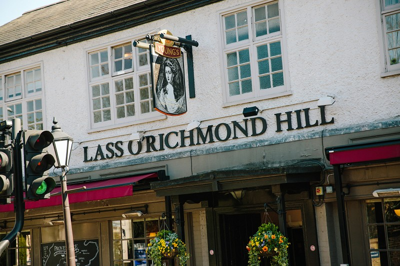 Lass of Richmond Hill