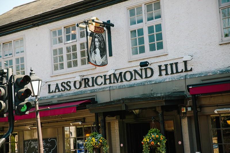 Lass of Richmond Hill