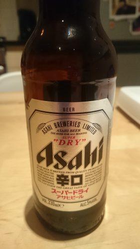 Asahiスーパードライ