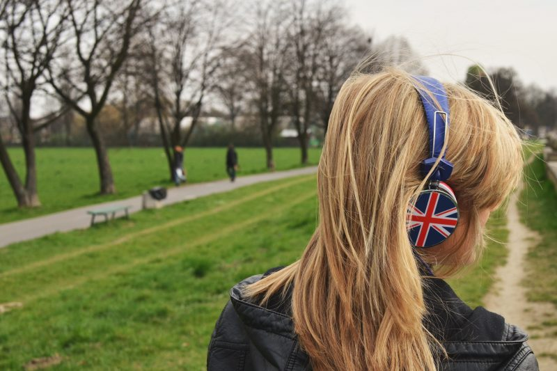 UK Headphone