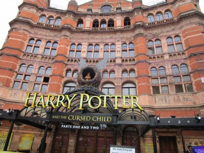 Harry potter 劇場