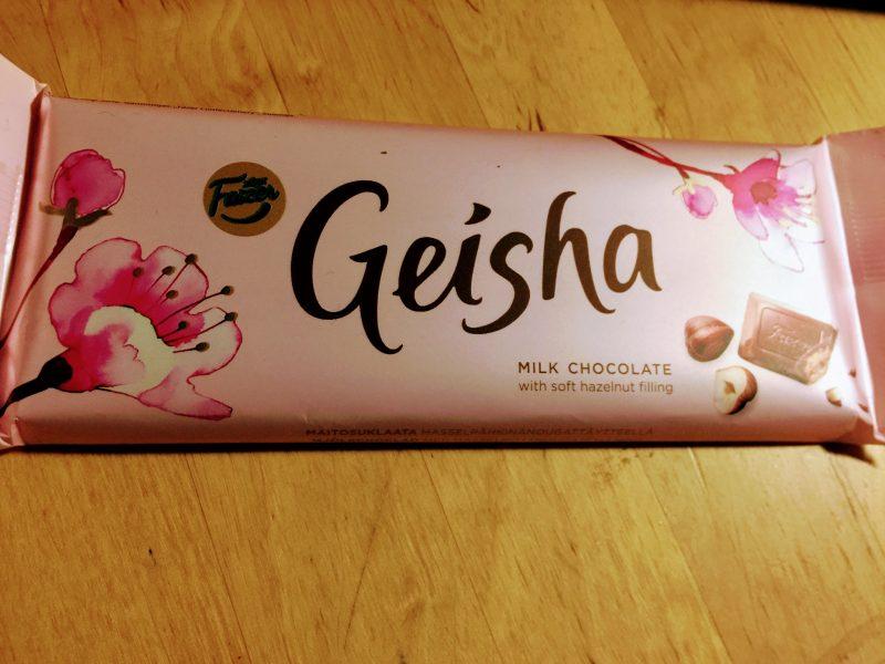 Geisha チョコ