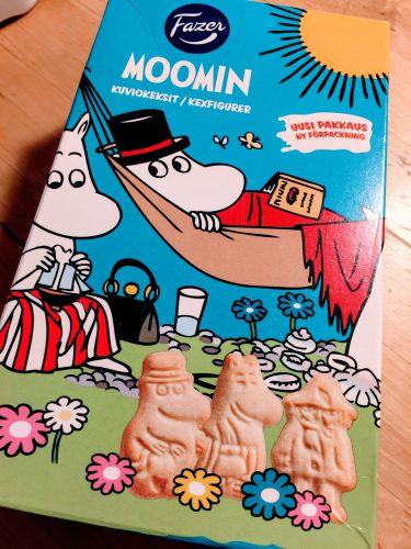 ムーミン クッキー