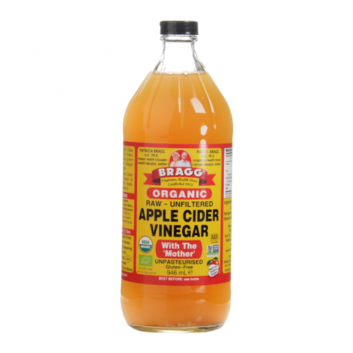 Bragg Apple vinegar